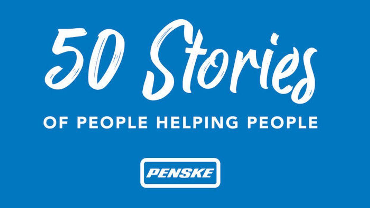 50 stories of people helping people