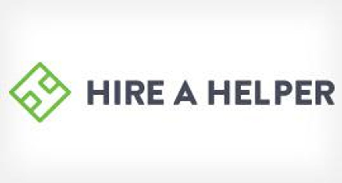 A Special Discount for HireAHelper Customers