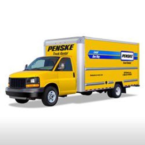 16 Foot Box Truck
