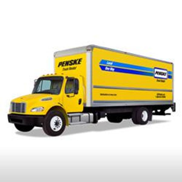 22 to 26 Foot Box Truck — CDL Required