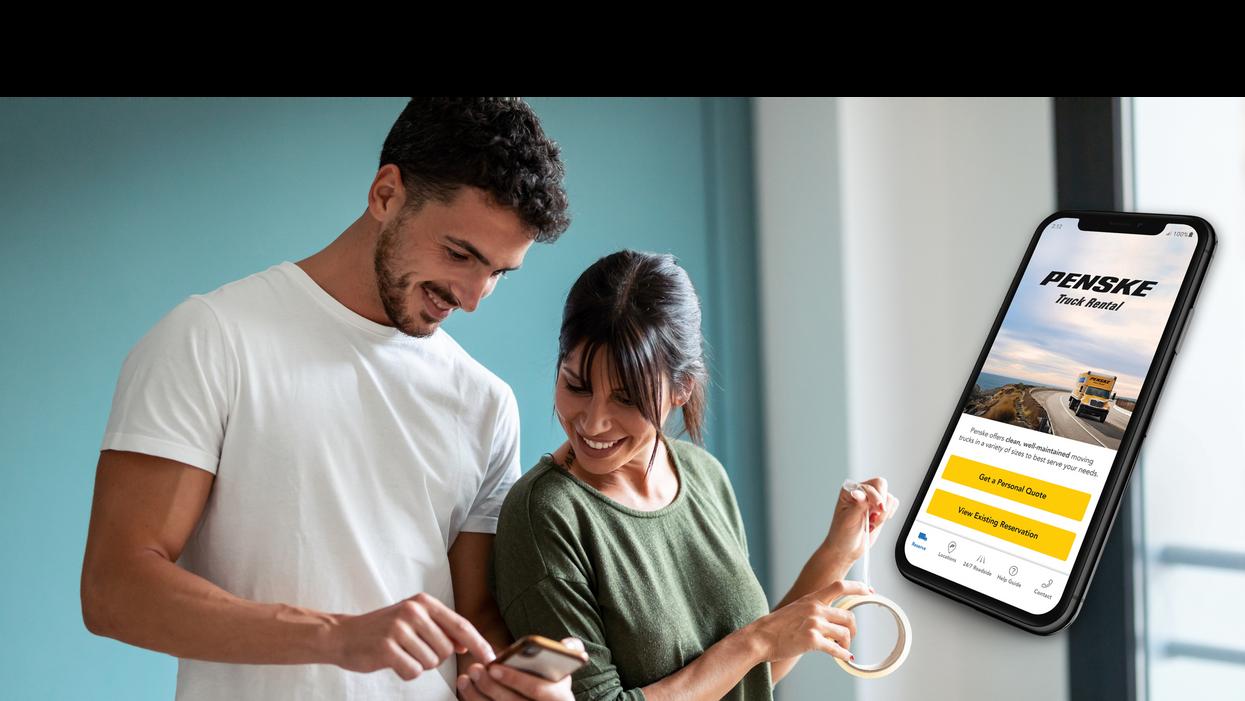 Penske Mobile App