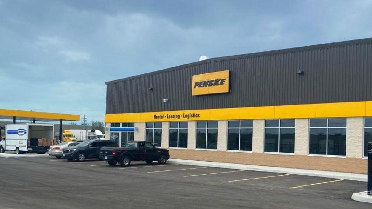 Hamilton, Ontario Penske location