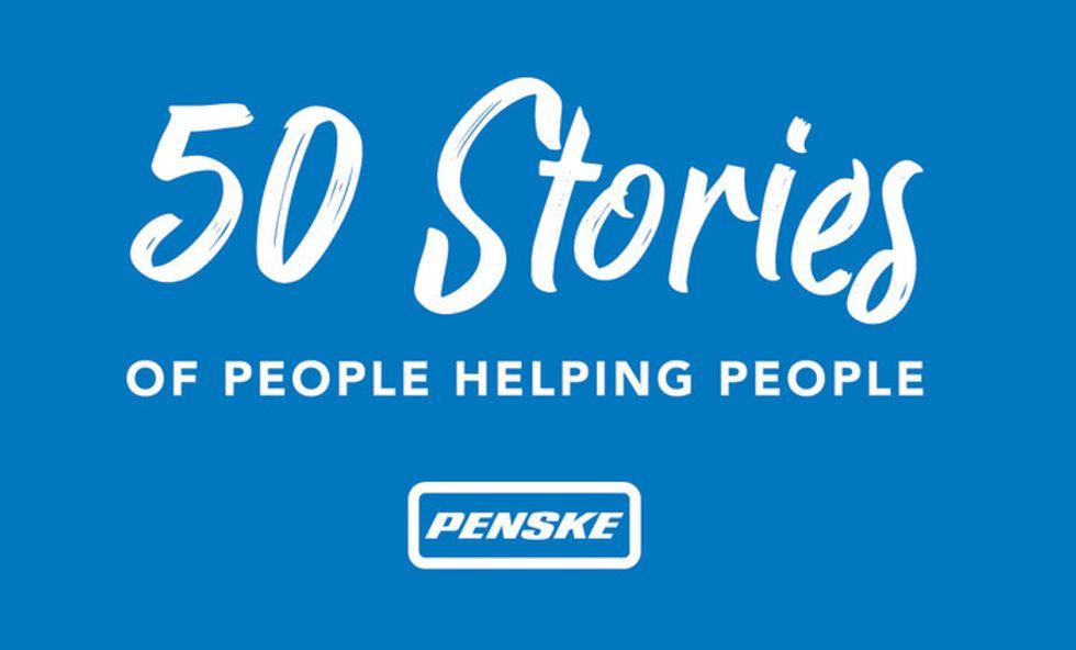 Penske Associates Offer a Dose of Kindness to Pennsylvania Cancer Survivors