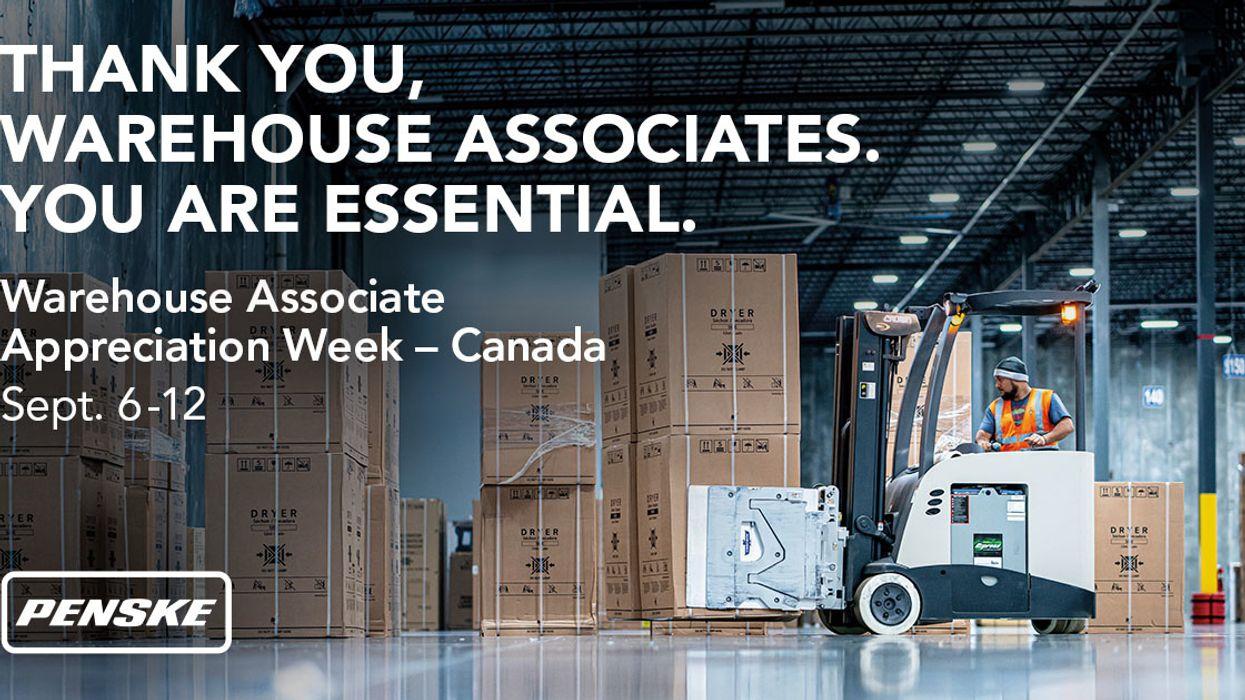 Penske Launches Warehouse Associate Appreciation Week