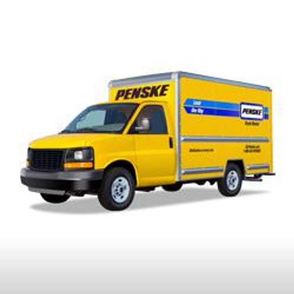 12 Foot Box Truck