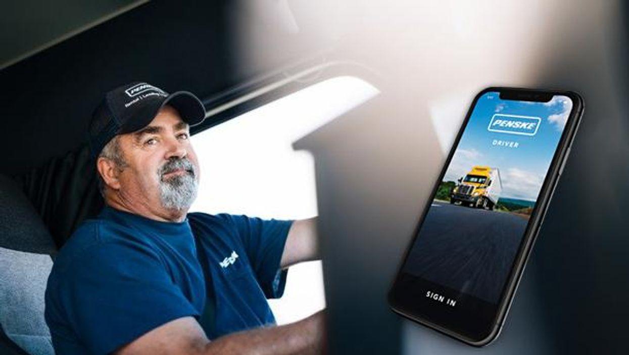 Penske Driver™ App