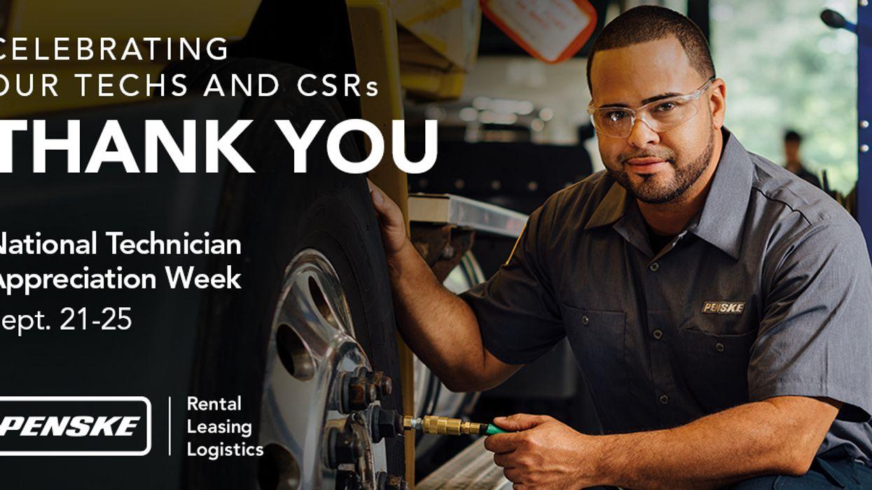 National Technician Appreciation Week