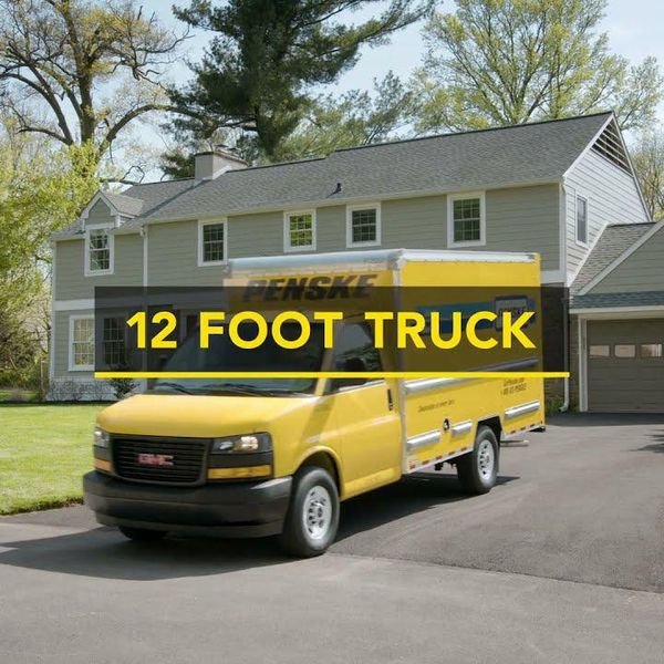 12 Foot Moving Truck